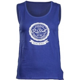 Russell Athletic TANK WITH FOIL PRINT