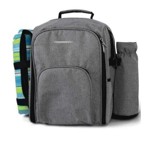 Раница за пикник с одеяло - Crossroad PICNIC BAG2 PLUS - 1