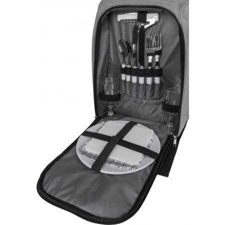 Piknikový batoh - Crossroad PICNIC BAG2 - 4