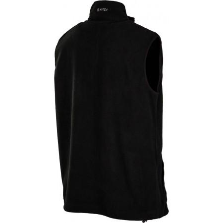 HANTY FLEECE VEST - Vestă fleece pentru bărbați - Hi-Tec HANTY FLEECE VEST - 3