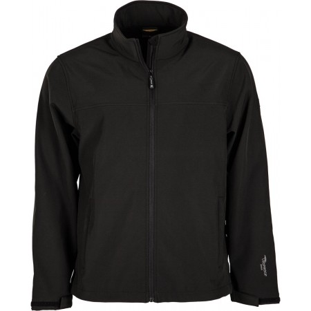 LUMMER SOFTSHELL JACKET - Men's softshell jacket - Hi-Tec LUMMER SOFTSHELL JACKET - 1