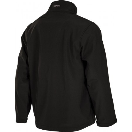 LUMMER SOFTSHELL JACKET - Men's softshell jacket - Hi-Tec LUMMER SOFTSHELL JACKET - 3