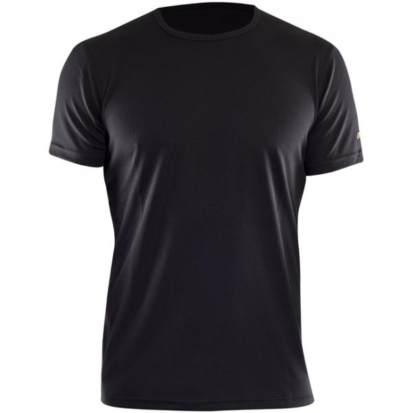 One Way T-SHIRT czarny M - Koszulka sportowa