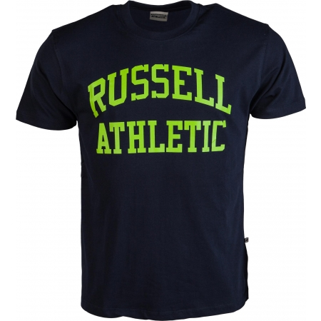 Men's T-shirt - Russell Athletic ARCH LOGO - 7