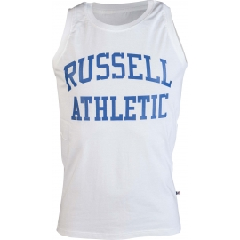 Russell Athletic SINGLET WITH ARCH LOGO PRINT - Men's tank top