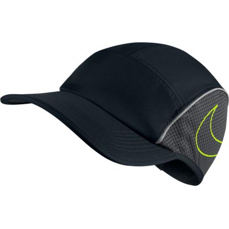 9b1bc3da00dd9e Running baseball cap - Nike AROBILL CAP RUN AW84 - 1
