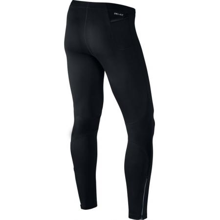 Herren Leggings - Nike PWR RUN TGHT M - 2