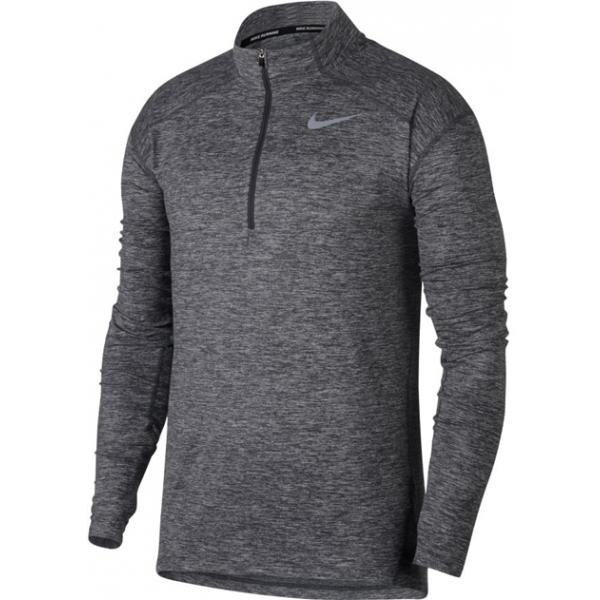 Nike DRY ELMNT TOP HZ szary XL - Koszulka do biegania męska
