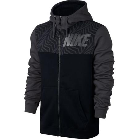 be15ea684 Pánská sportovní mikina - Nike NSW HOODIE FZ FLC GX - 1