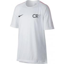 Nike DRY SQUAD TOP CR7 - Chlapecké fotbalové tričko