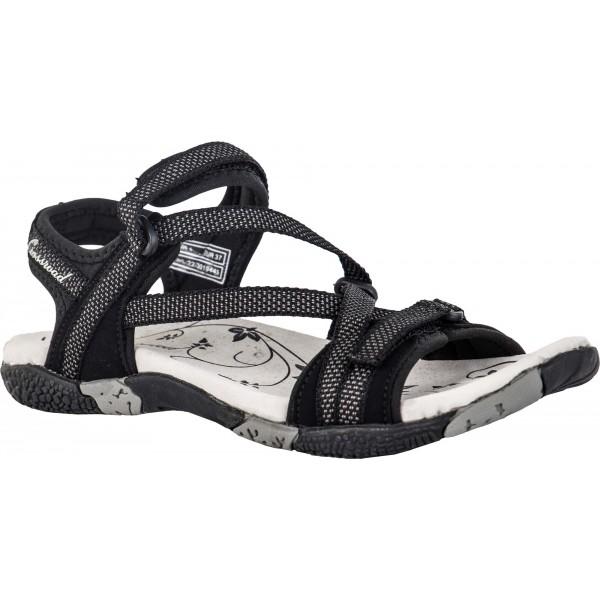 Crossroad MAYA II černá 36 - Dámské sandály
