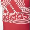 Dievčenské jednodielne plavky - adidas BTS PER LOG 1PC - 3