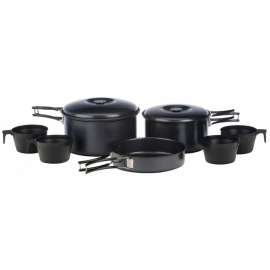 Vango 4 PERSON NON-STICK COOK KIT - Set of dishes