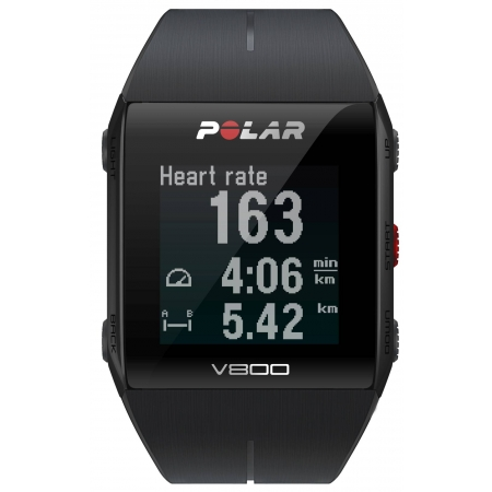 Спортен часовник с GPS - POLAR V800 HR - 1