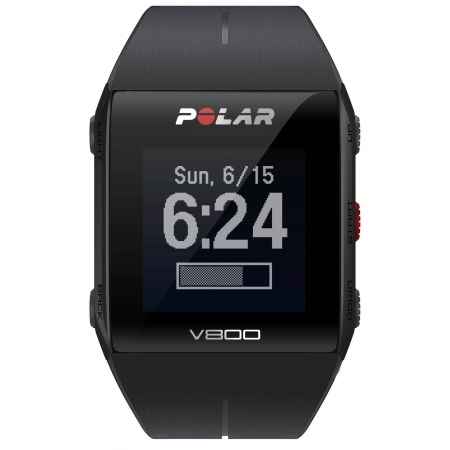 Спортен часовник с GPS - POLAR V800 HR - 2