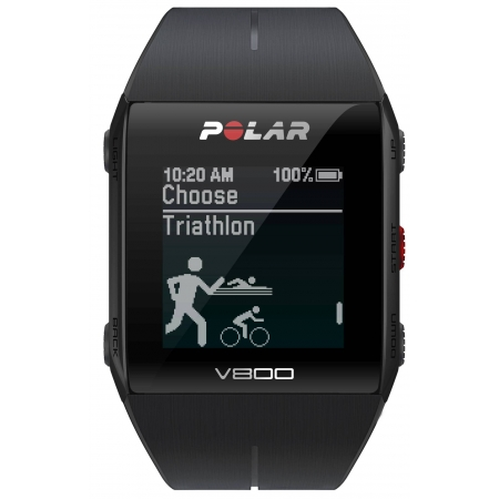 Спортен часовник с GPS - POLAR V800 HR - 3