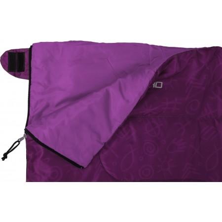 Детски спален чувал тип одеяло - Willard WASCO 130 - 3