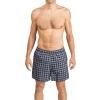Мъжки шорти за плуване - Reebok BEACHWEAR PRINTED CHECK SHORT - 1