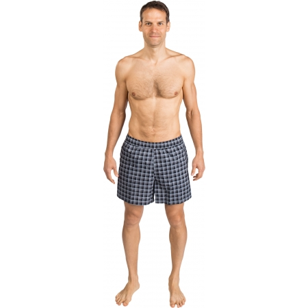 Мъжки шорти за плуване - Reebok BEACHWEAR PRINTED CHECK SHORT - 2