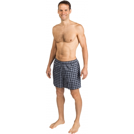 Мъжки шорти за плуване - Reebok BEACHWEAR PRINTED CHECK SHORT - 3