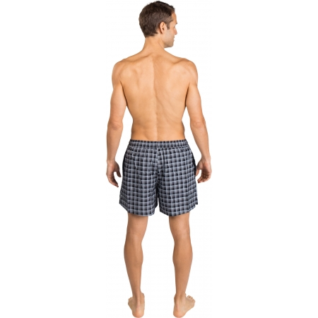 Мъжки шорти за плуване - Reebok BEACHWEAR PRINTED CHECK SHORT - 4