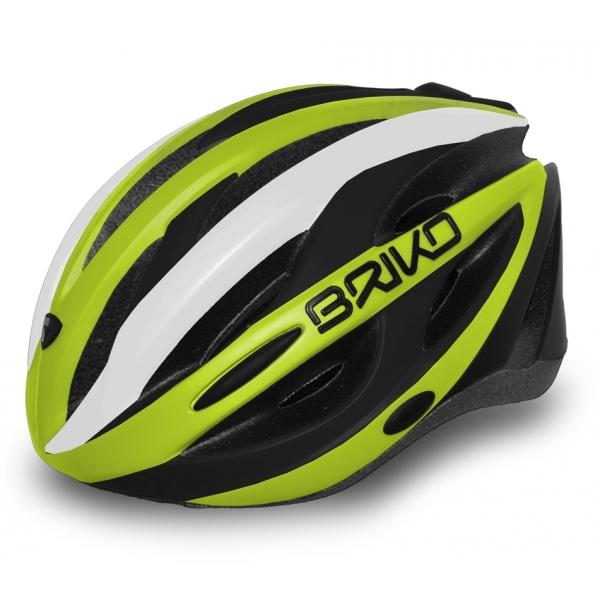 Briko SHIRE sárga (54 - 58) - Kerékpáros sisak