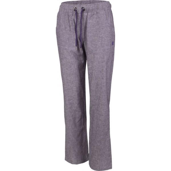 Willard GEMMA fioletowy 40 - Spodnie damskie