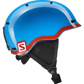 Salomon GROM BLUE / RED - Cască ski copii