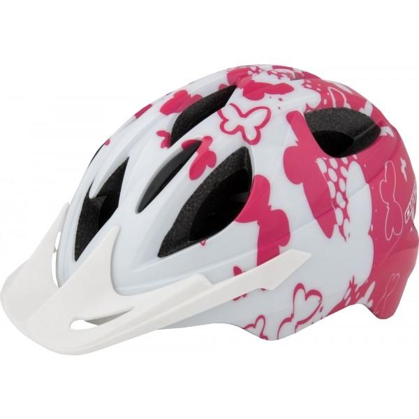 Arcore BAXTER rózsaszín (48 - 52) - Kerékpáros sisak gyerekeknek