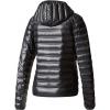 Dámská péřová bunda - adidas VARILITE HOODED DOWN JACKET - 2