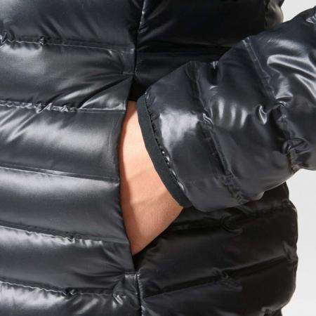 Dámská péřová bunda - adidas VARILITE HOODED DOWN JACKET - 7