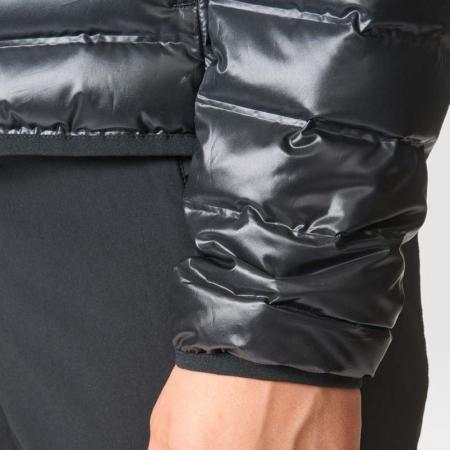 Dámská péřová bunda - adidas VARILITE HOODED DOWN JACKET - 8