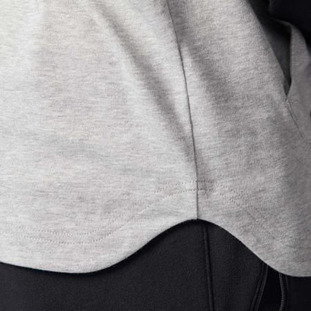 Pánská mikina - adidas BTS FLC PO - 8