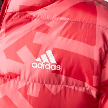 Detská bunda - adidas SYNTHETIC DOWN GIRLS BTS JACKET - 4