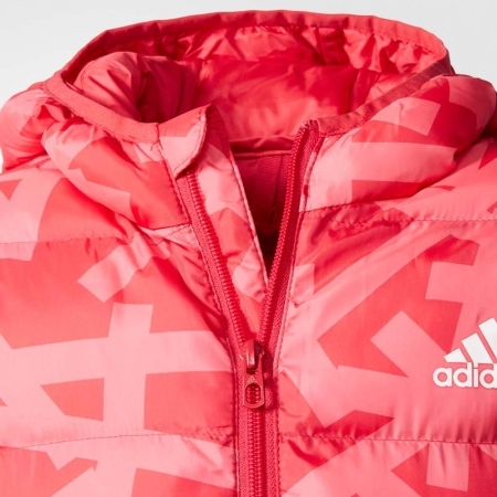 Detská bunda - adidas SYNTHETIC DOWN GIRLS BTS JACKET - 3