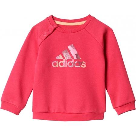 Detská športová súprava - adidas SPORTS LOGO JOGGER - 2