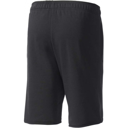 Pánské kraťasy - adidas ESSENTIALS RAW HEM FRENCH TERRY SHORT - 2