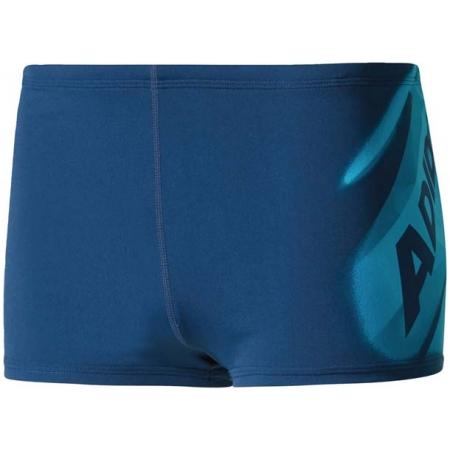 Pánské plavky - adidas INFINITEX+ADIDAS GRAPHIC BOXER - 1