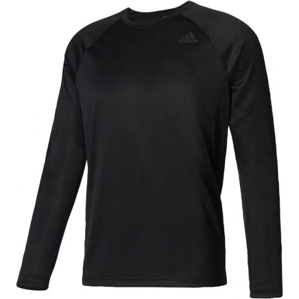 adidas DESIGN TO MOVE LONG SLEEVE  XL - Férfi pulóver