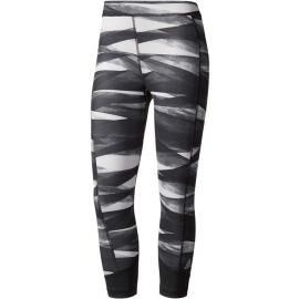 adidas TECHFIT CAPRI PRINT - Women's 3/4 length tights