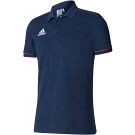 adidas TIRO17 CO POLO - Мъжка футболна тениска