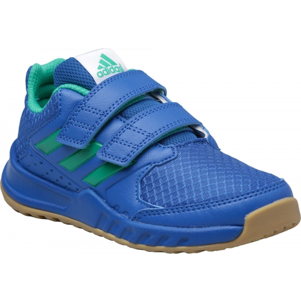 adidas FORTAGYM CF K modrá 28 - Dětská sálová obuv