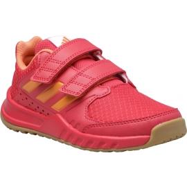 adidas FORTAGYM CF K - Dětská sálová obuv