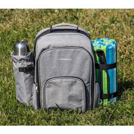 Раница за пикник с одеяло - Crossroad PICNIC BAG2 PLUS - 4