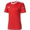 Pánsky futbalový dres - adidas SQUAD 17 JSY SS - 1
