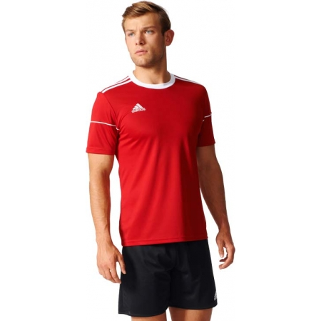 Pánsky futbalový dres - adidas SQUAD 17 JSY SS - 3