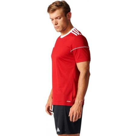 Pánsky futbalový dres - adidas SQUAD 17 JSY SS - 4
