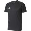 Men's football jersey - adidas TIRO17 TRG JSY - 1