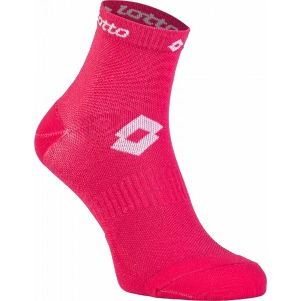 Lotto RUNNING růžová 43/46 - Sportovní ponožky