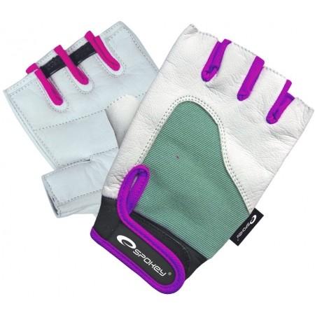 ZOLIA - Women's fitness gloves - Spokey ZOLIA